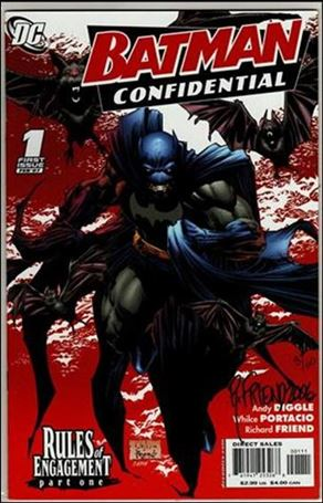 Batman Confidential 1-B