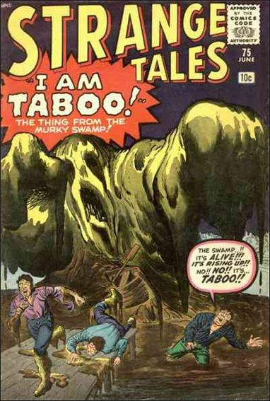 Strange Tales (1951) 75-A by Marvel