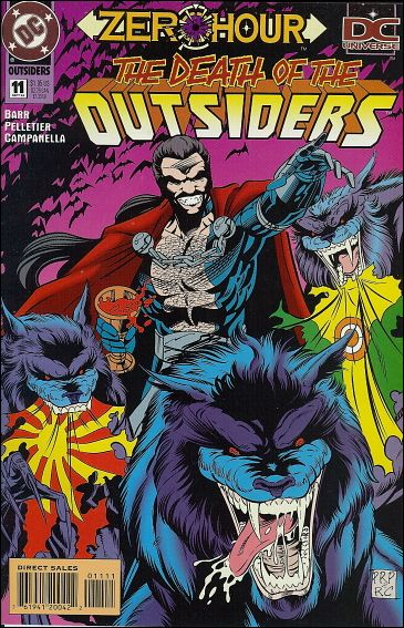 Outsiders (1993) 11-A by DC