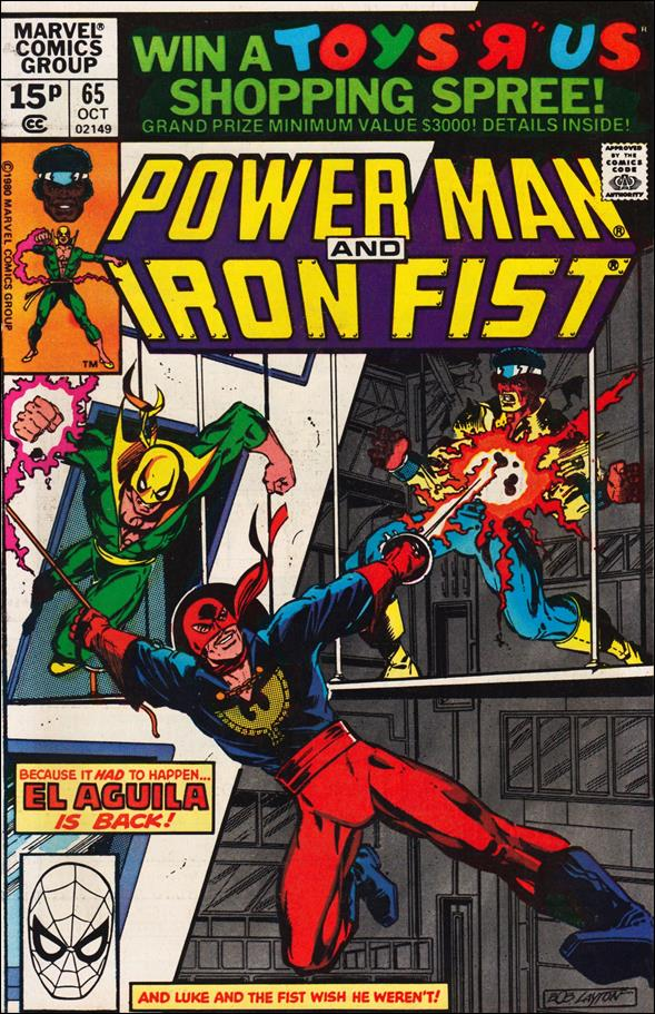 Power Man and Iron Fist (1978) 65-B by Marvel