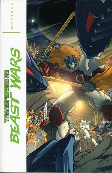 Transformers Beast Wars Omnibus nn-A by IDW