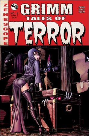 Grimm Tales of Terror 5-C