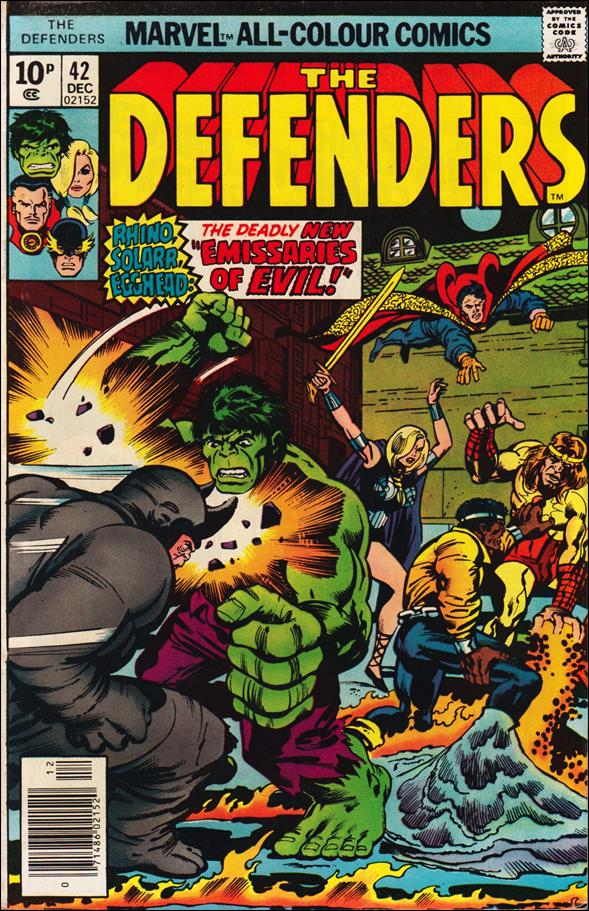 Defenders (1972) 42-B by Marvel