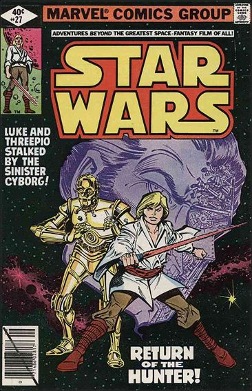 Star Wars (1977) 27-A by Marvel