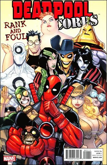 Deadpool Corps: Rank and Foul 1-A by Marvel
