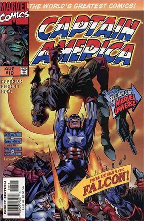 Captain America (1996) 10-A
