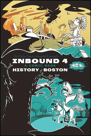 Inbound 4-A by Boston Comics Roundtable