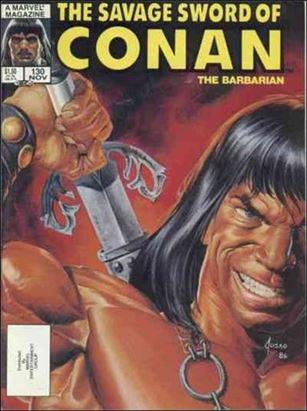Savage Sword of Conan (1974) 130-A