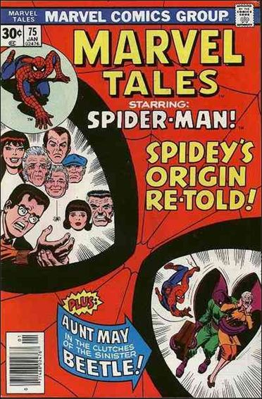 Marvel Tales (1966) 75-A by Marvel