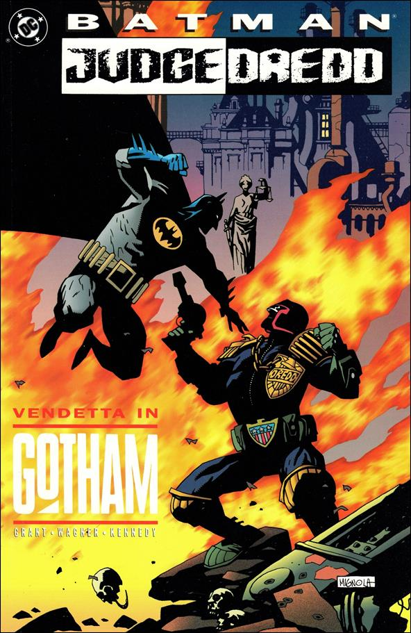 Batman/Judge Dredd: Vendetta in Gotham nn-A by DC