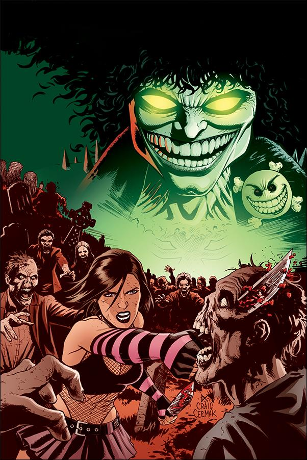Hack/Slash vs Chaos 2-G by Dynamite Entertainment