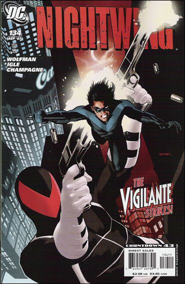 Nightwing (1996) 134-A by DC