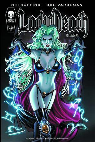 Lady Death: Zodiac 1-A