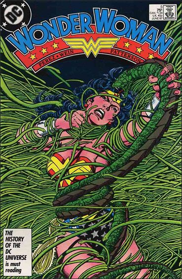 Wonder Woman (1987) 5-A by DC
