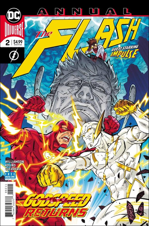 Flash Annual (2018) 2-A by DC