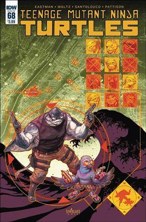 Teenage Mutant Ninja Turtles (2011) 68-A