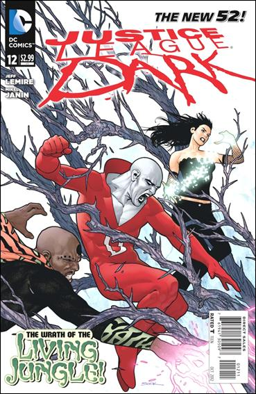 Justice League Dark 12-A by DC