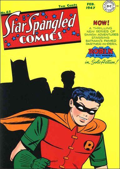 Star Spangled Comics (1941) 65-A by DC