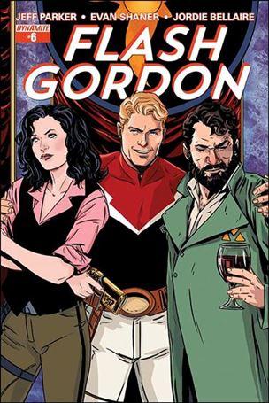 Flash Gordon (2014) 6-A