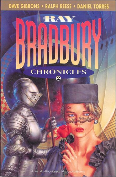 Ray Bradbury Chronicles 2-A by Spectra Books