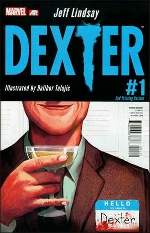 Dexter 1-C by Marvel