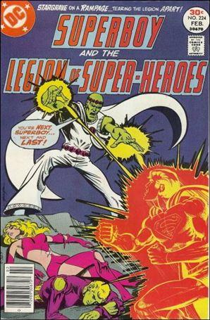 Superboy (1949) 224-A
