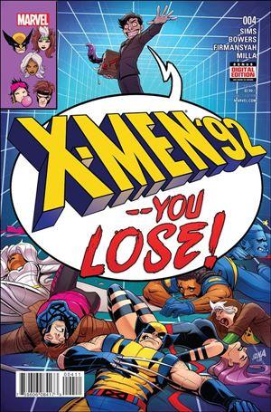 X-Men '92 (2016) 4-A