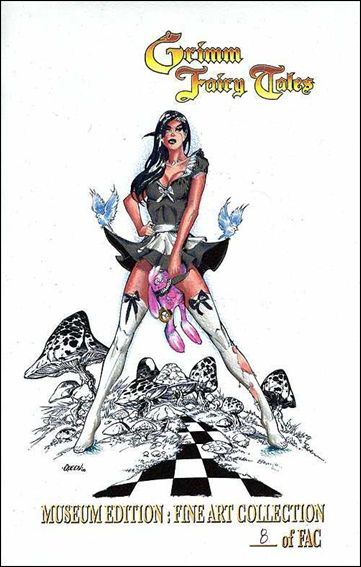 Grimm Fairy Tales: Return to Wonderland 1-O by Zenescope Entertainment
