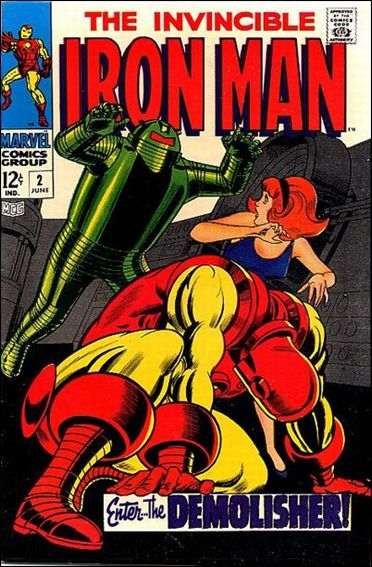 Iron Man (1968) 2-A by Marvel