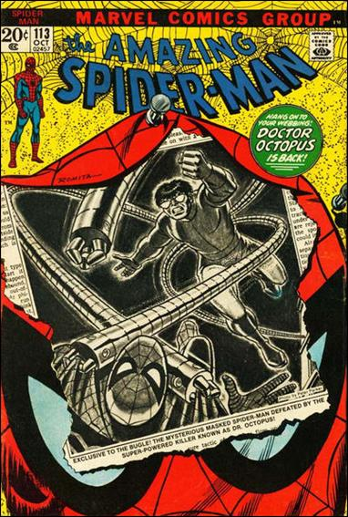 Amazing Spider-Man (1963) 113-A by Marvel