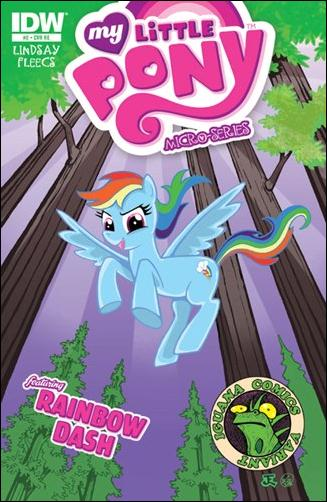 My Little Pony Micro-Series  2-E by IDW