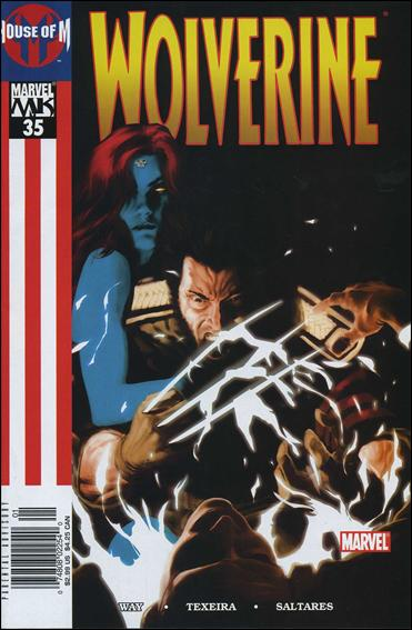 Wolverine (2003)  35-B by Marvel