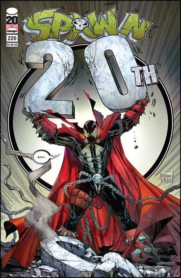 Spawn 220-A by Image