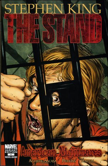 Stand: American Nightmares 4-B by Marvel