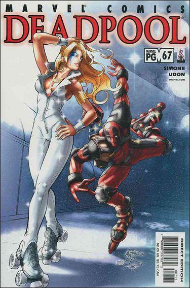 Deadpool (1997) 67-A by Marvel