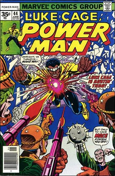 Power Man 44-B by Marvel