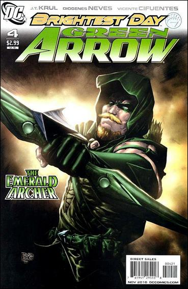 Green Arrow (2010/08) 4-B by DC