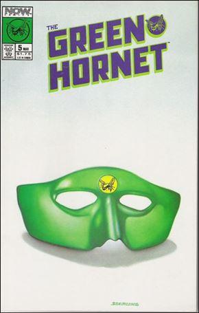 Green Hornet (1989) 5-A