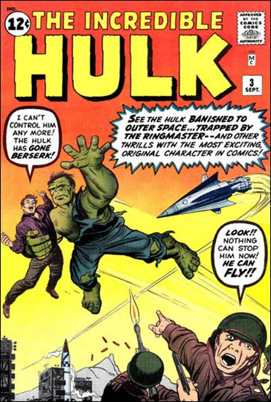 Incredible Hulk (1962) 3-A by Marvel