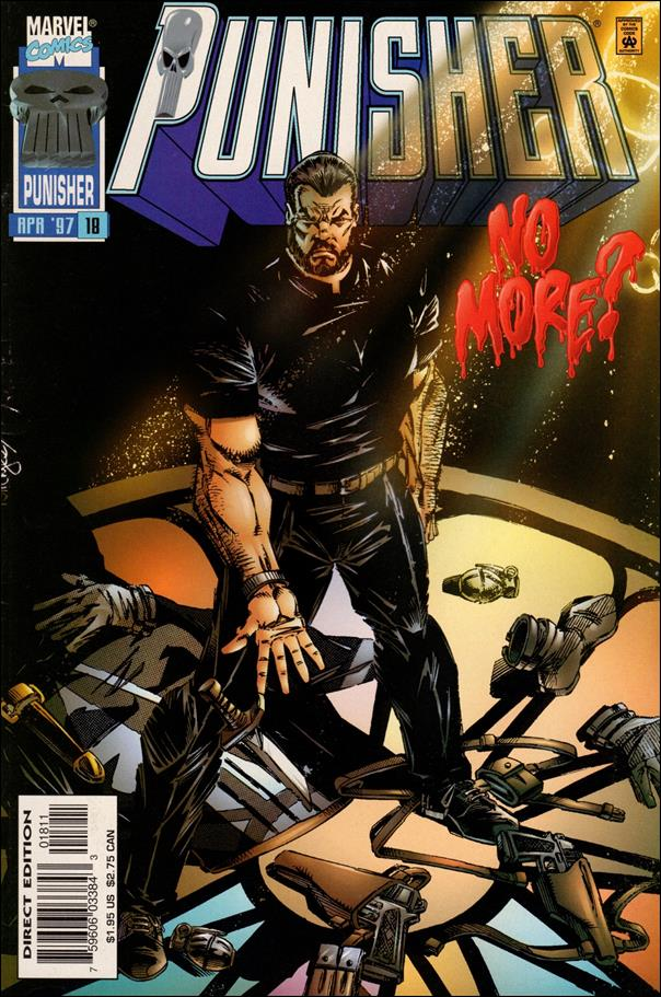 Punisher (1995) 18-A by Marvel