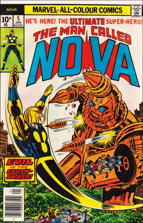 Nova (1976) 5-B by Marvel