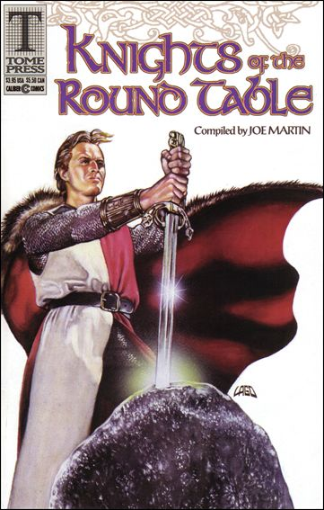 Knights of the Round Table (1998) 1-A by Tome