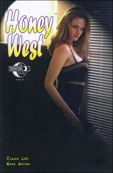 Honey West (2010) 3-B by Moonstone