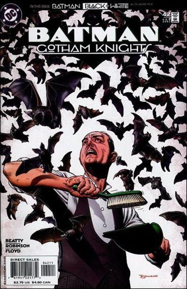Batman: Gotham Knights 42-A by DC