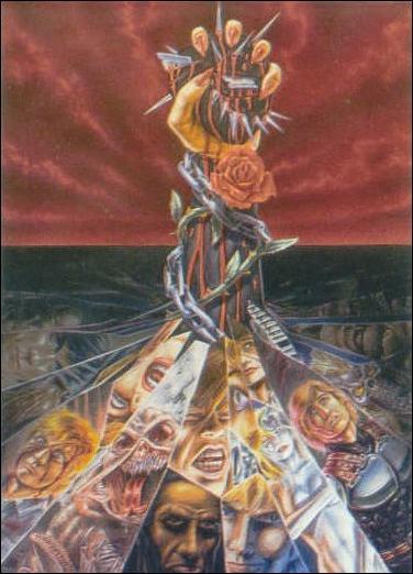 Joseph Michael Linsner: Dawn & Beyond (Base Set) 19-A by Comic Images