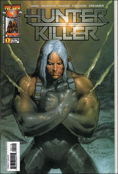 Hunter-Killer 1-B by Top Cow