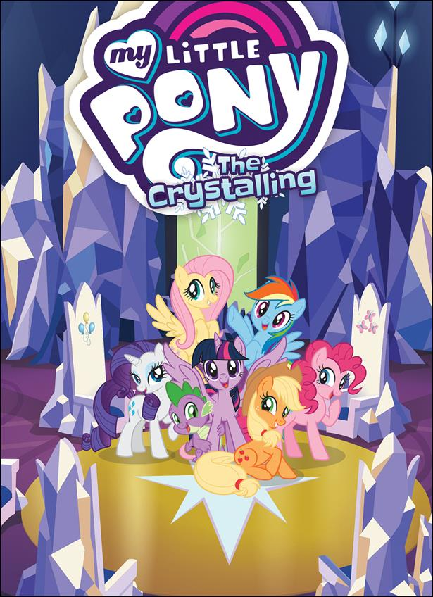 My Little Pony: The Crystalling nn-A by IDW