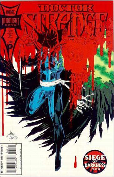 Doctor Strange, Sorcerer Supreme 61-A by Marvel