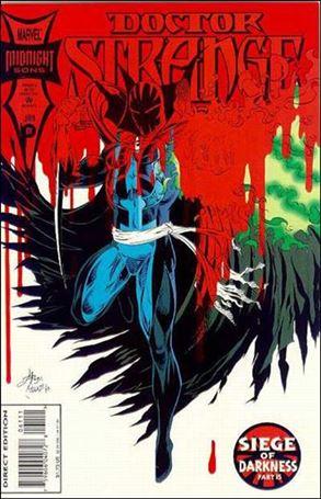 Doctor Strange, Sorcerer Supreme 61-A