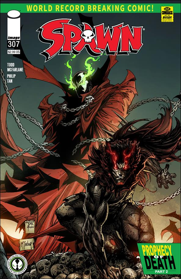 Spawn 307-B by Image